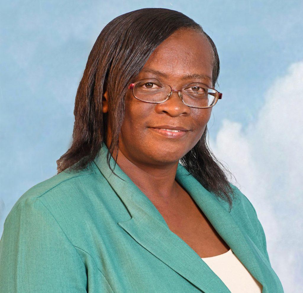 Sister Debra Jupiter-Trotman- Assistant Treasurer